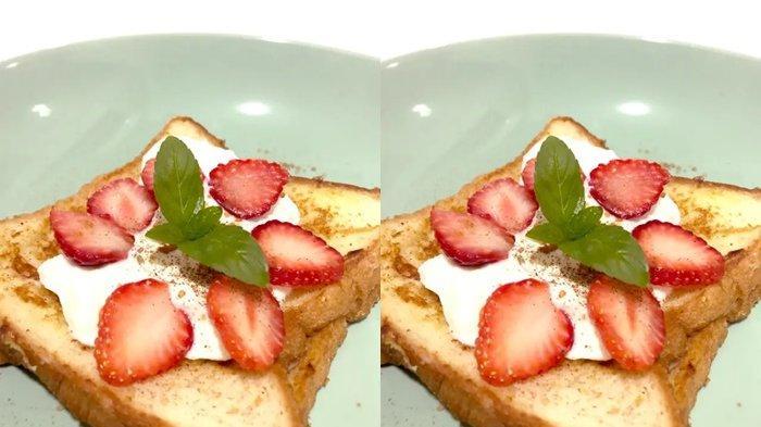 Ricotta Bread Toast