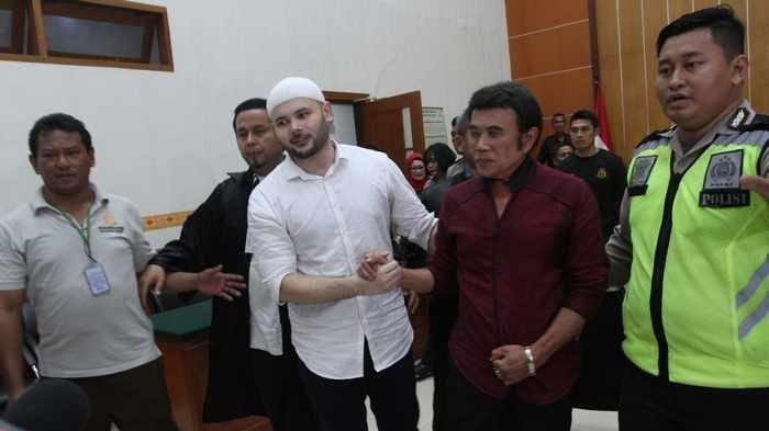 Lanjutkan Sisa Masa Hukuman, Rhido Rhoma Kembali Dipenjara di Rutan Salemba