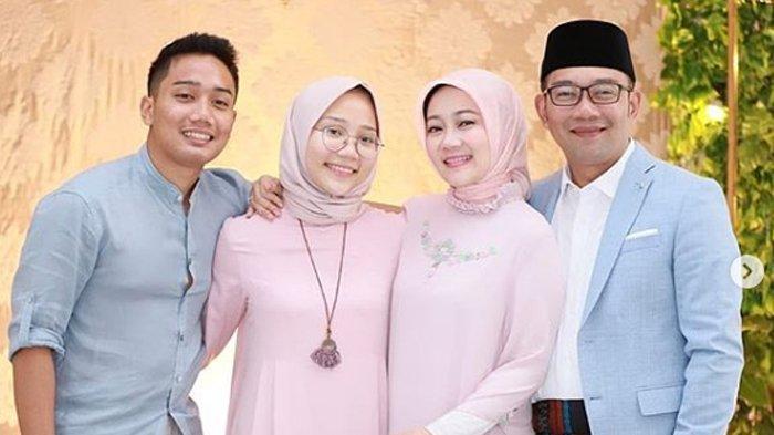 Ridwan Kamil Bagikan Foto Hasil UNBK Sang Putri, Nilai Pelajaran Bahasa Indonesia Jadi Perbincangan