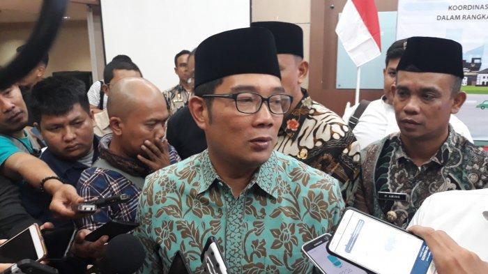 Nilai UNBK Pelajaran Bahasa Indonesia Putrinya Jadi Perbincangan, Ridwan Kamil Tanggapi Begini