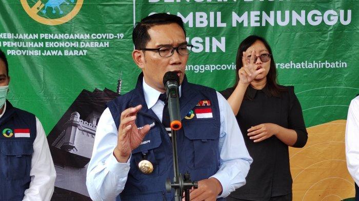 Sah! Gubernur Jabar Ridwan Kamil Putuskan UMK 2021 Kota Bekasi Naik, Ini Nilainya