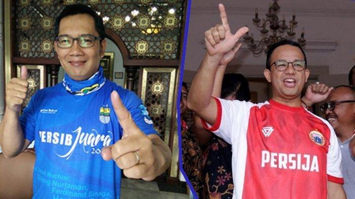 Persija Permalukan Persib di Final Piala Menpora, Ridwan Kamil Beri Selamat ke Anies Baswedan