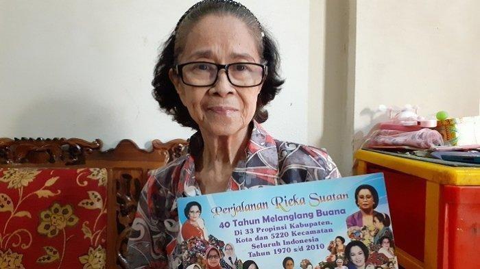 Aktris Senior Rieka Suatan Mengaku Dianiaya Anak Kandung, Keluarga Membantah
