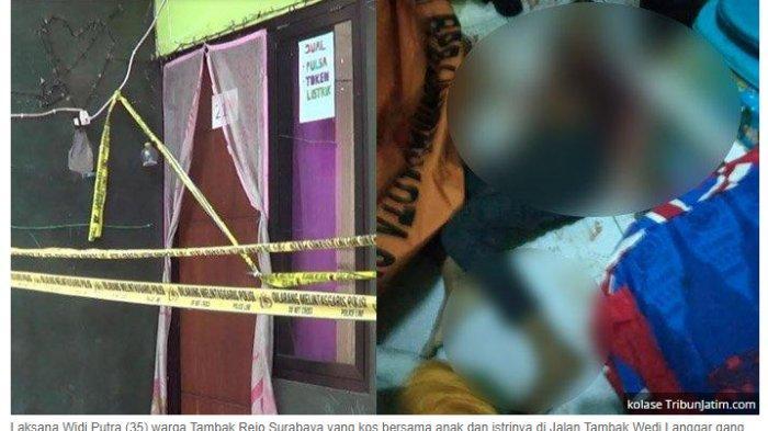 Pulang Kerja, Suami Syok Temukan Istri Terkapar di Lantai Kamar, Pengakuan Sang Anak: Ada Om Masuk