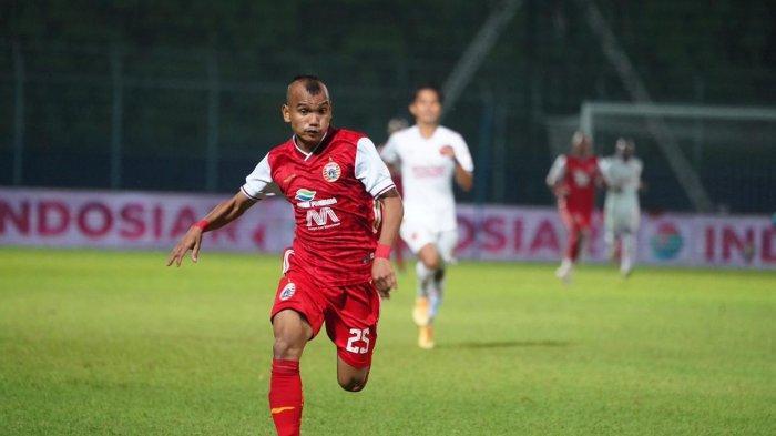 Profil Riko Simanjuntak, Sayap Lincah Milik Persija Jakarta Berlatar Keluarga Pesepak Bola