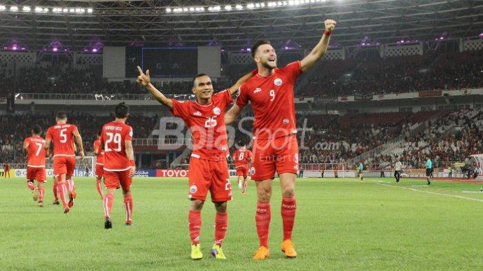 Ini Tim yang Diprediksikan Winger Persija Bakal Jadi Saingan Macan Kemayoran Rengkuh Liga 1 2021