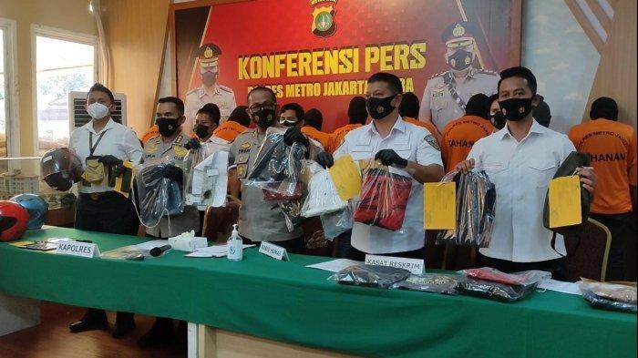 11 Debt Collector Ditangkap Usai Kepung TNI, Polisi Ungkap Prosedur Penarikan Kendaraan yang Tepat