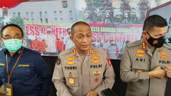 Tersangka Mafia Karantina Merupakan Pensiunan Dinas Pariwisata DKI Jakarta