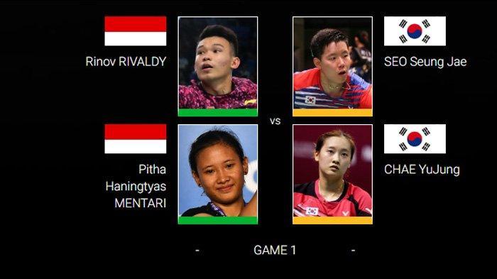 3 Wakil Indonesia di Perempat Final Spain Masters 2019; Ada Tontowi dengan Pasangan Barunya