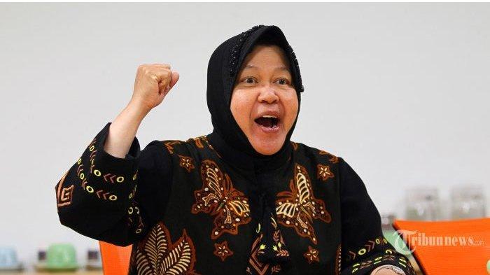 Pamit Risma ke Warga Saat Hari Jadi Kota Surabaya: Maaf Kalau Ada Perilaku yang Kurang Berkenan
