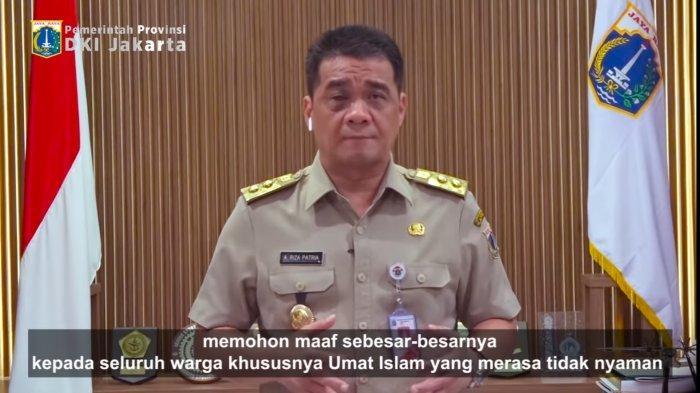 Warga DKI Jangan Bandel, Ariza Minta Masyarakat yang Kena Covid-19 Tak Berkeliaran di Tempat Umum