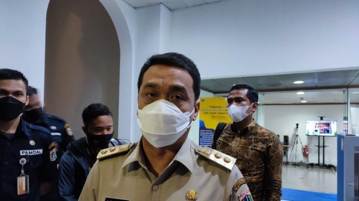 Wagub DKI Jakarta Masih Yakin Genangan di Jakarta Bisa Surut Dalam 6 Jam