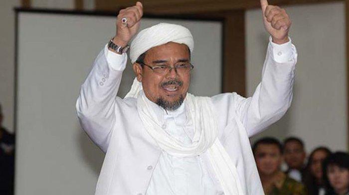 Dituntut 6 Tahun Penjara, Rizieq Shihab Divonis Hari Ini Kasus Tes Swab RS UMMI Bogor