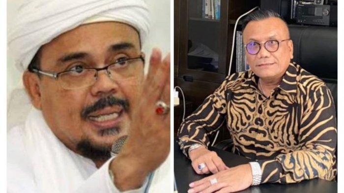 Komentari Sidang Rizieq Shihab, Advokat Togar Situmorang: Terdakwa Merendahkan Badan Peradilan