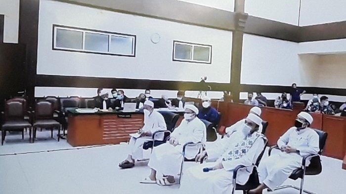 Anggapan Rizieq Shihab Dibantah Saksi Ahli di Persidangan, Ada Kekeliruan di Kasus Tes Swab RS UMMI