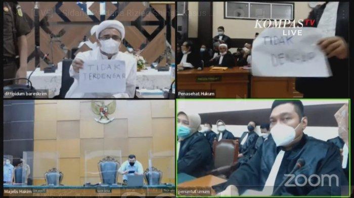 2 Kali Gagal di Praperadilan, Kuasa Hukum Rizieq: Sulit Temukan Keadilan saat Dipimpin Hakim Tunggal