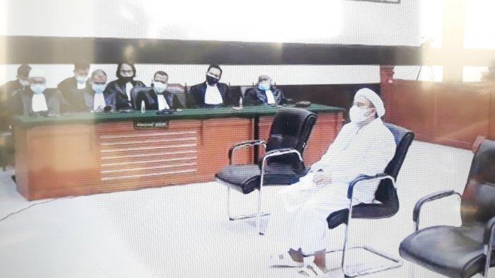 Ajukan Banding Atas Vonis 4 Tahun Penjara, Rizieq Shihab: Lawan Terus