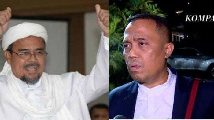 Bahas Rizieq Shihab, Kuasa Hukum Soroti Dugaan Sikap Pemerintah: Saling Lempar Tanggung Jawab!