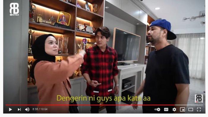 Rizky Billar dan Lesti Kejora kagum dengan prinsip hidup Raffi Ahmad.
