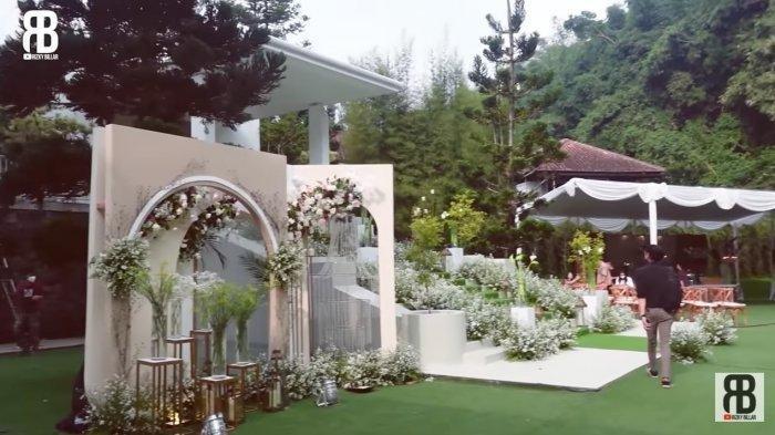 Link Siaran Langsung Lamaran Lesti Kejora dan Rizky Billar, Ini Foto Lokasinya di Lembang Bandung