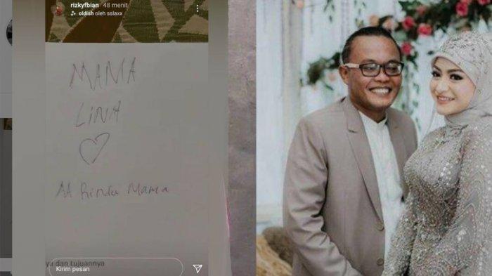 Nathalie Holscher Pergi dari Rumah Sule, Rizky Febian Teringat Almarhum Lina: Mama, Aa Rindu