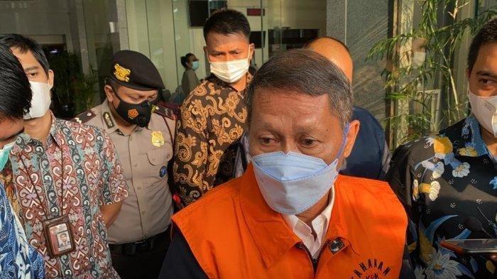 KPK Tahan Mantan Direktur Utama Pelindo II RJ Lino