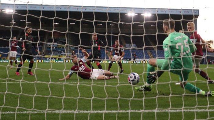 Bantai Burnley 3-0, Liverpool Kini Nangkring di Posisi 4 Klasemen Sementara Liga Inggris
