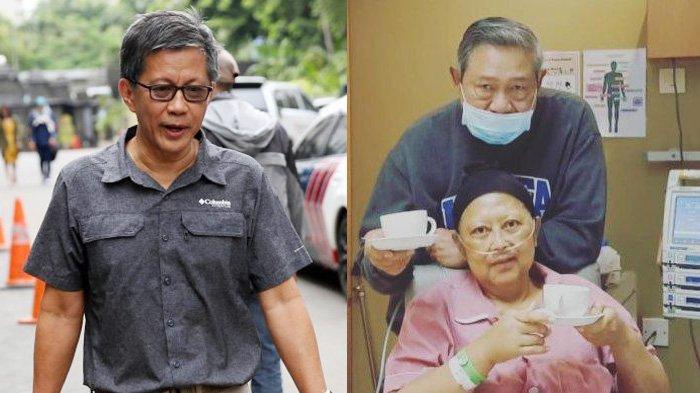 Mengenang Sosok Ani Yudhoyono, Rocky Gerung Akui Sempat Punya Rencana Ngevlog Bareng Bahas 3 Hal