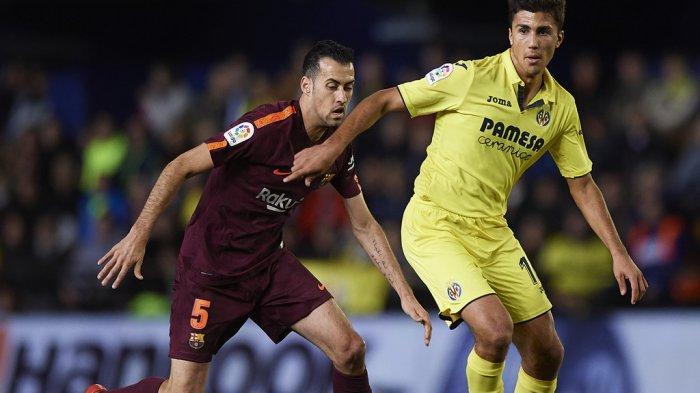 Duel Dua Gelandang Terbaik Matador di Laga Atletico vs Barcelona
