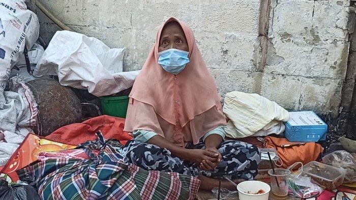 Dapat Kabar Bak Petir di Siang Bolong, Korban Kebakaran Teluk Gong: Tak Ada Satupun yang Tersisa
