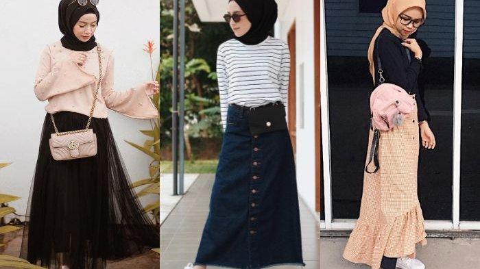 Sederet Jenis Rok Hijab Kekinian yang Tren di Kalangan Selebgram, Kamu Bisa Beli Seharga Rp 100 Ribu