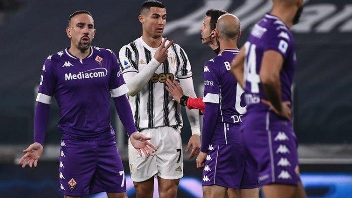 Hasil Liga Italia - Juventus Dipermalukan Fiorentina 0-3, Vlahovic Ikuti Jejak Eks Bomber AC Milan