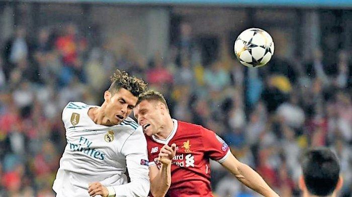 Liga Champions: Liverpool Tumbang di Kandang, Milner Minta The Reds Tetap Keluar dengan Kepala Tegak