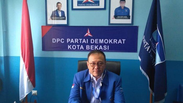 Setia kepada AHY, DPC Partai Demokrat Kota Bekasi Tolak Kongres Luar Biasa Deliserdang
