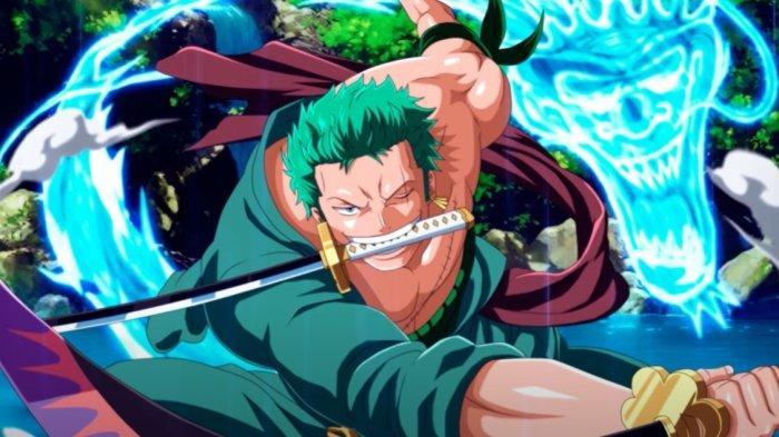 Spoiler Manga One Piece 1010, Roronoa Zoro Keluarkan Jurus Ashura Disertai Haoshoku Kaido Kaget