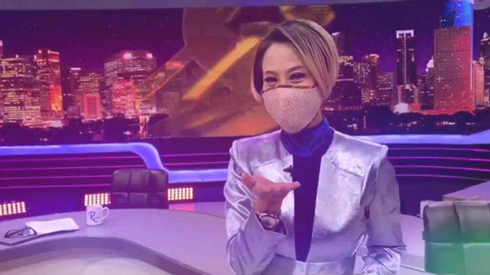 Kompas TV Dukung Upaya Pencegahan Penularan Covid-19, Gunakan Masker Sebelum dan Sesudah Siaran