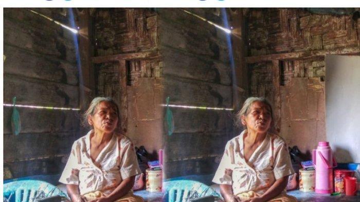 Nasib Pilu Rosmawati Hidup Sendiri di Gubuk Reyot, Tak Pernah Dijenguk Anak dan Kaki Nyaris Lumpuh