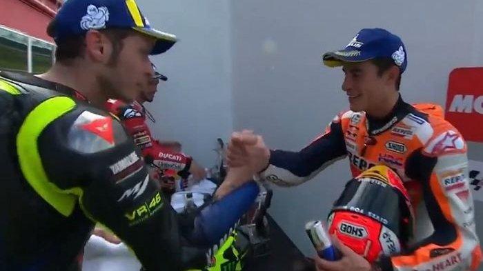 Kondisi Valentino Rossi dan Marc Marquez Jelang Jadwal MotoGP 2021 MotoGP Styria Akhir Pekan Ini