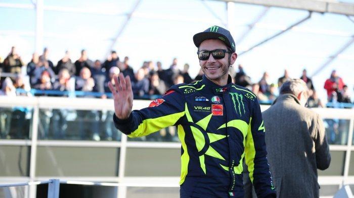 Pengamat MotoGP Sebut Performa Valentino Rossi Bersama Petronas Yamaha SRT Masih Buruk