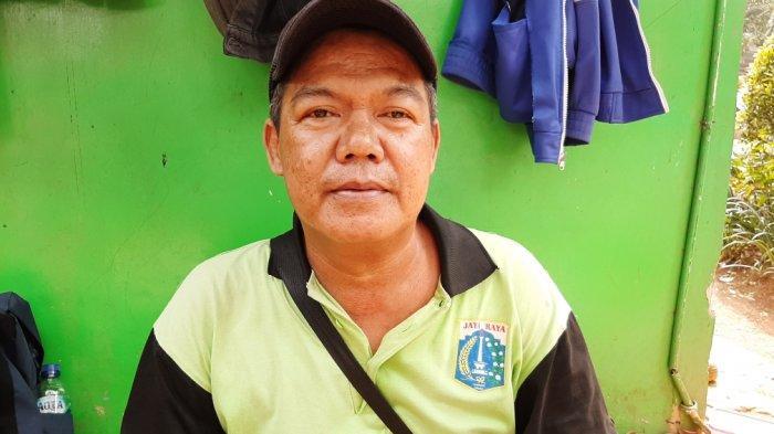 Kisah Roy Pekerja Lepas Sudin Kehutanan Jaksel Pantang Menyerah Lawan Stroke, Ini Pemicunya