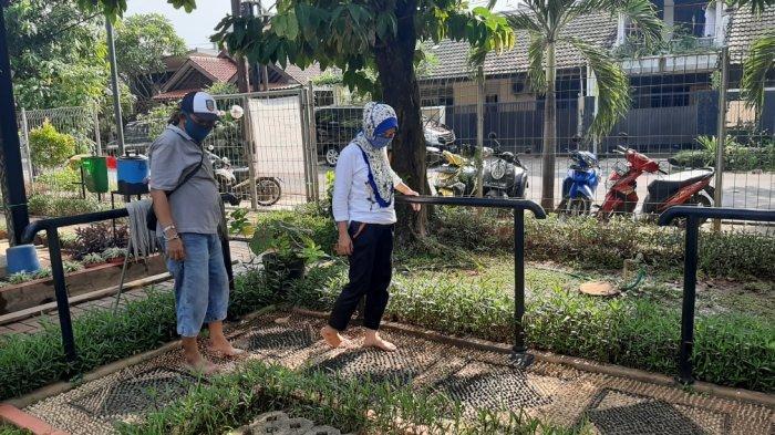 Dibuka Bertahap, Pengunjung RPTRA Pesona Pondok Kopi Masih Sedikit