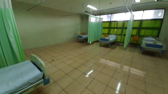 Begini Cara Penanganan Pasien OTG Covid-19 Dapat Dirawat di RS Darurat Stadion Bekasi