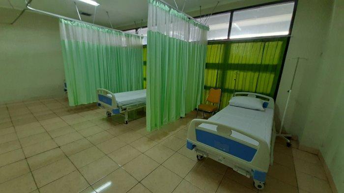 Rumah Sakit Darurat Stadion Patriot Candrabhaga Bekasi siap digunakan untuk merawat pasien Covid-19 mulai besok, Rabu, (16/8/2020).
