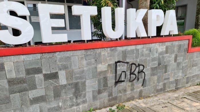 Rumah Sakit Setukpa Polri 'Dinodai' Aksi Vandalisme, Pelakunya Ketahuan Bawa Sajam