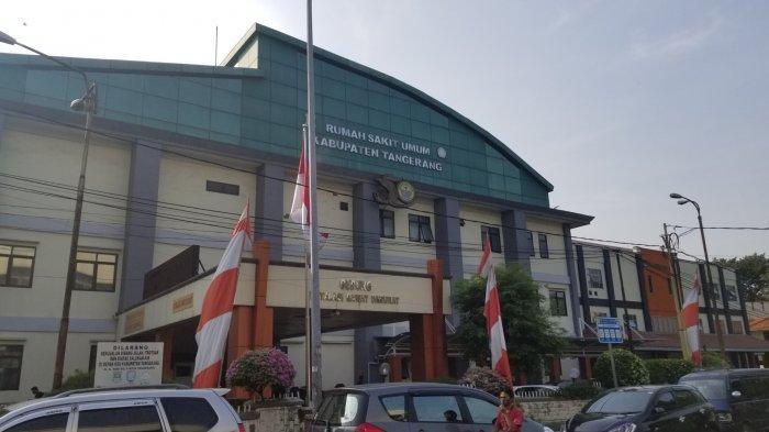Masuk Zona Merah, Ruang Perawatan Pasien Covid-19 di RSUD Kabupaten Tangerang Penuh