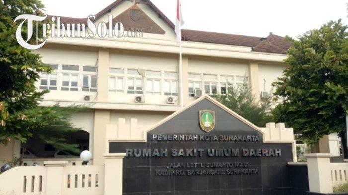 RSUD Kota Surakarta.