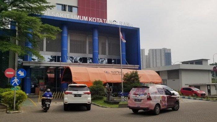 Mulai Hari Ini RSUD Kota Tangerang Hanya Menerima Pasien Covid-19
