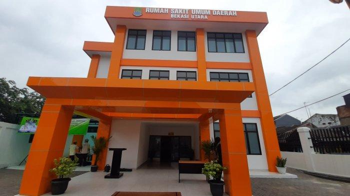 Wali Kota Bekasi Resmikan RSUD Tipe D Bekasi Utara untuk Penanganan Covid-19