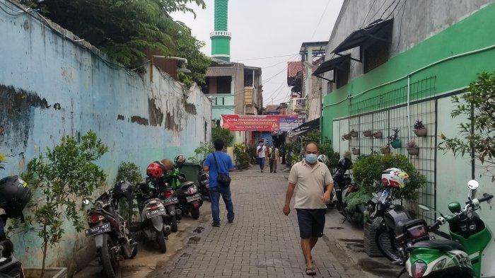 Gawat! 23 Kelurahan di Kota Tangerang Masuk Zona Merah Penyebaran Covid-19