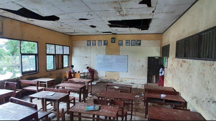 Perbaikan Gedung Rusak SDN Samudrajaya 04 Bekasi Diharapkan Rampung Tahun Ajaran Baru